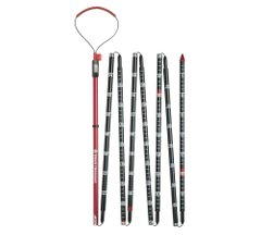 Лавинный щуп Black Diamond Quickdraw Probe Tour 320, Black/Red (BD 109103)